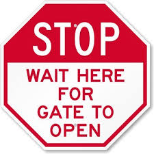 stop weit for open